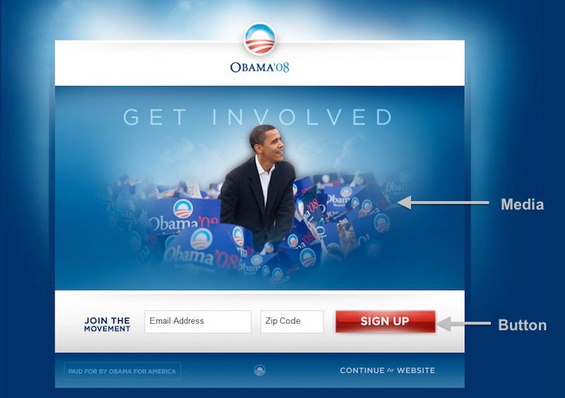 campaña original obama