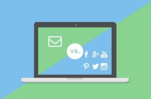 4 razones para que te dediques más al email y menos a las redes sociales