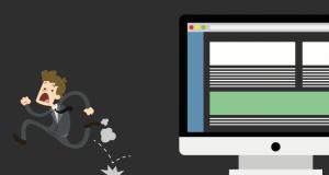 Algunas razones por las que los visitantes abandonan tu web y cómo arreglarlo (parte 1)