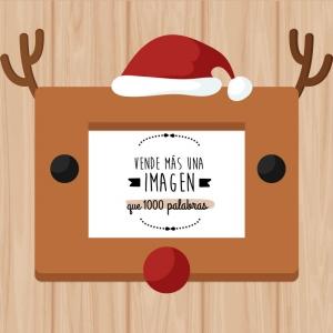 Crea buenas imágenes navideñas para tu negocio