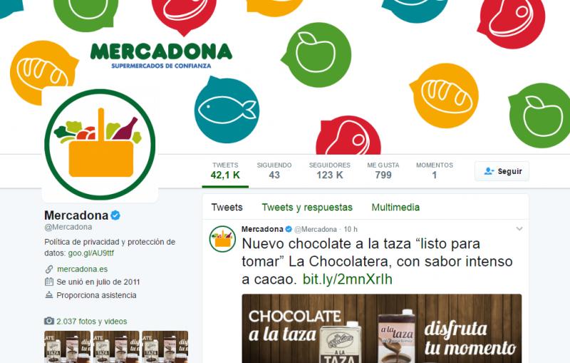 perfil twitter mercadona