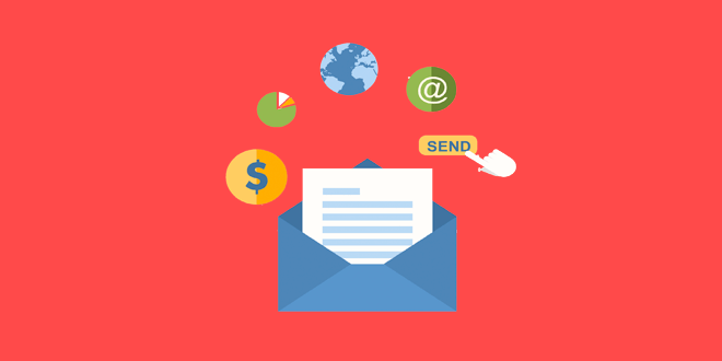 el email marketing te permite generar visitas web
