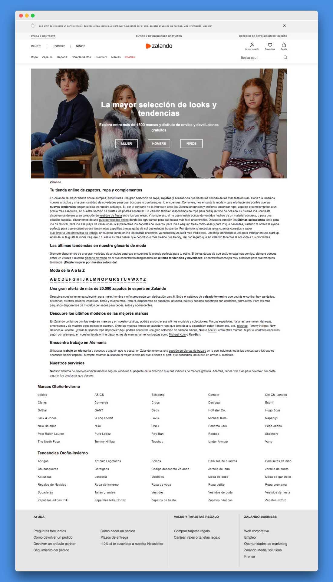 optimizacion seo tienda online